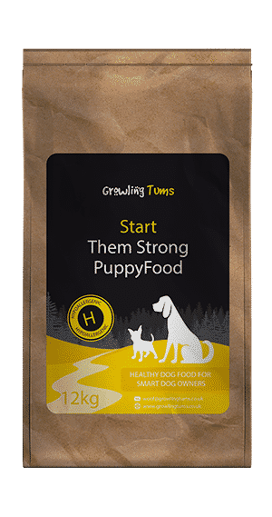 Start Them Strong Puppy Food