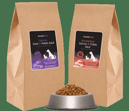 Alternative to Burns Dog Food
