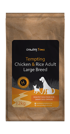 Tempting Chicken & Rice Large Breed