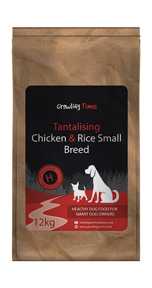 Tantalising Chicken & Rice Small Breed