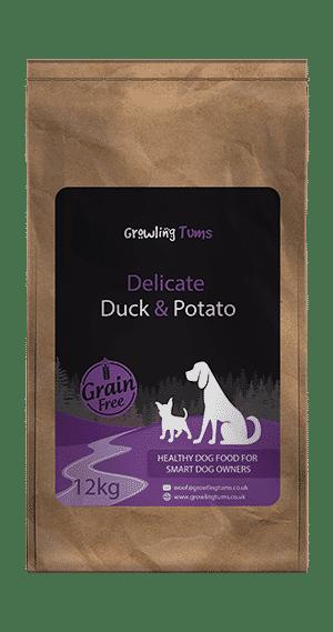 Delicate Duck & Potato