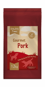 Gourmet Pork & Apple with Sweet Potato