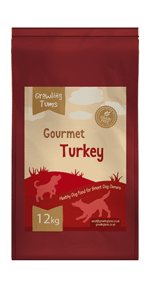 Gourmet Turkey & Cranberry with Sweet Potato