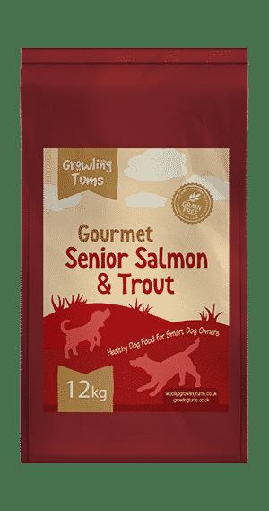 Gourmet Salmon Trout Senior