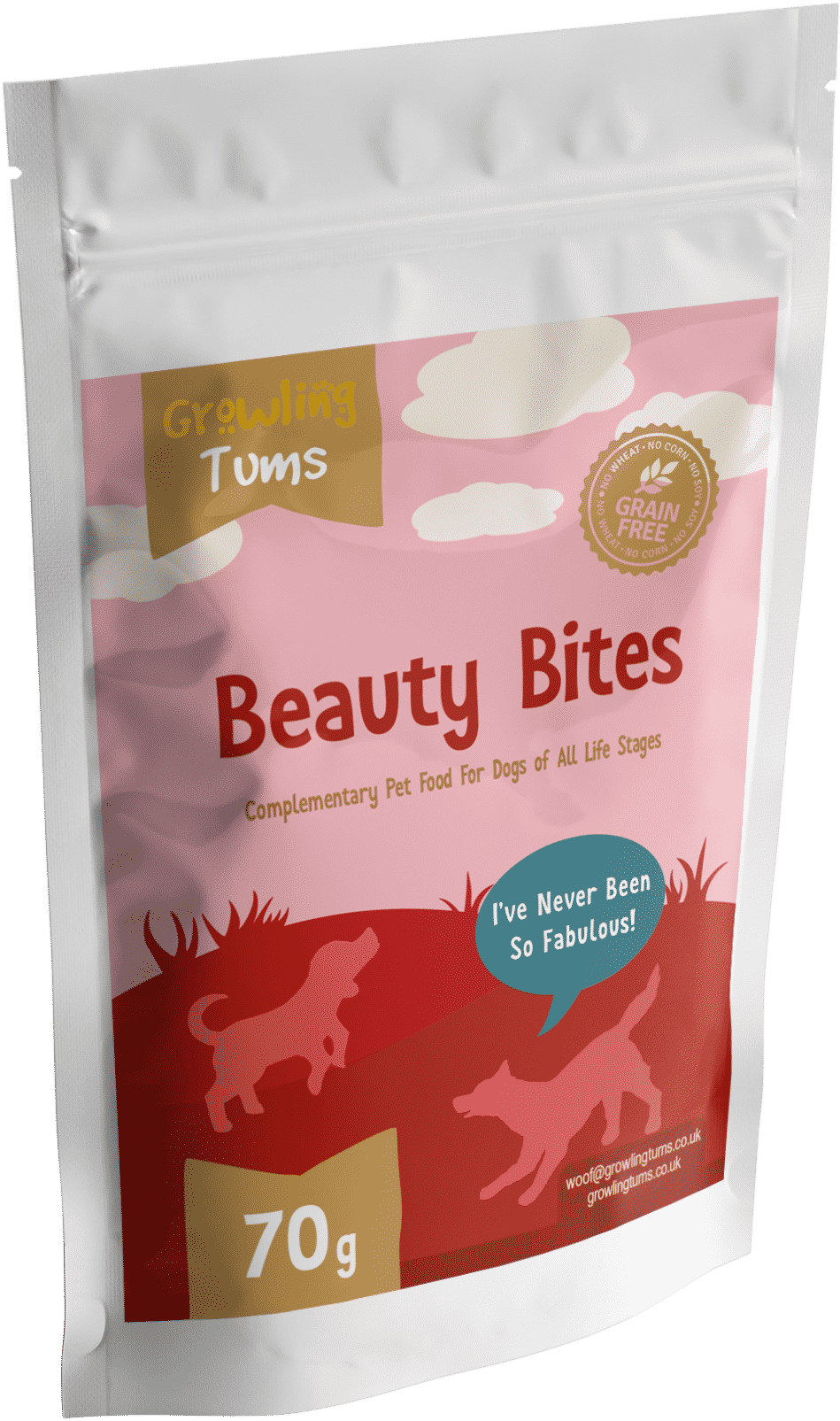 Beauty Bites Dog Treats