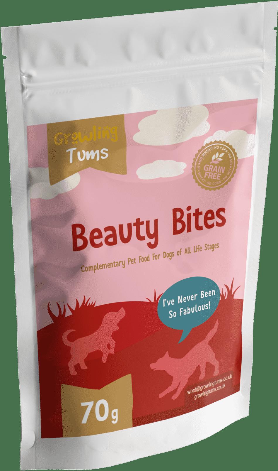 Beauty Bites Dog Treats