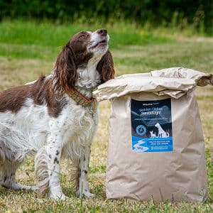 Lucy & Milo's dog food